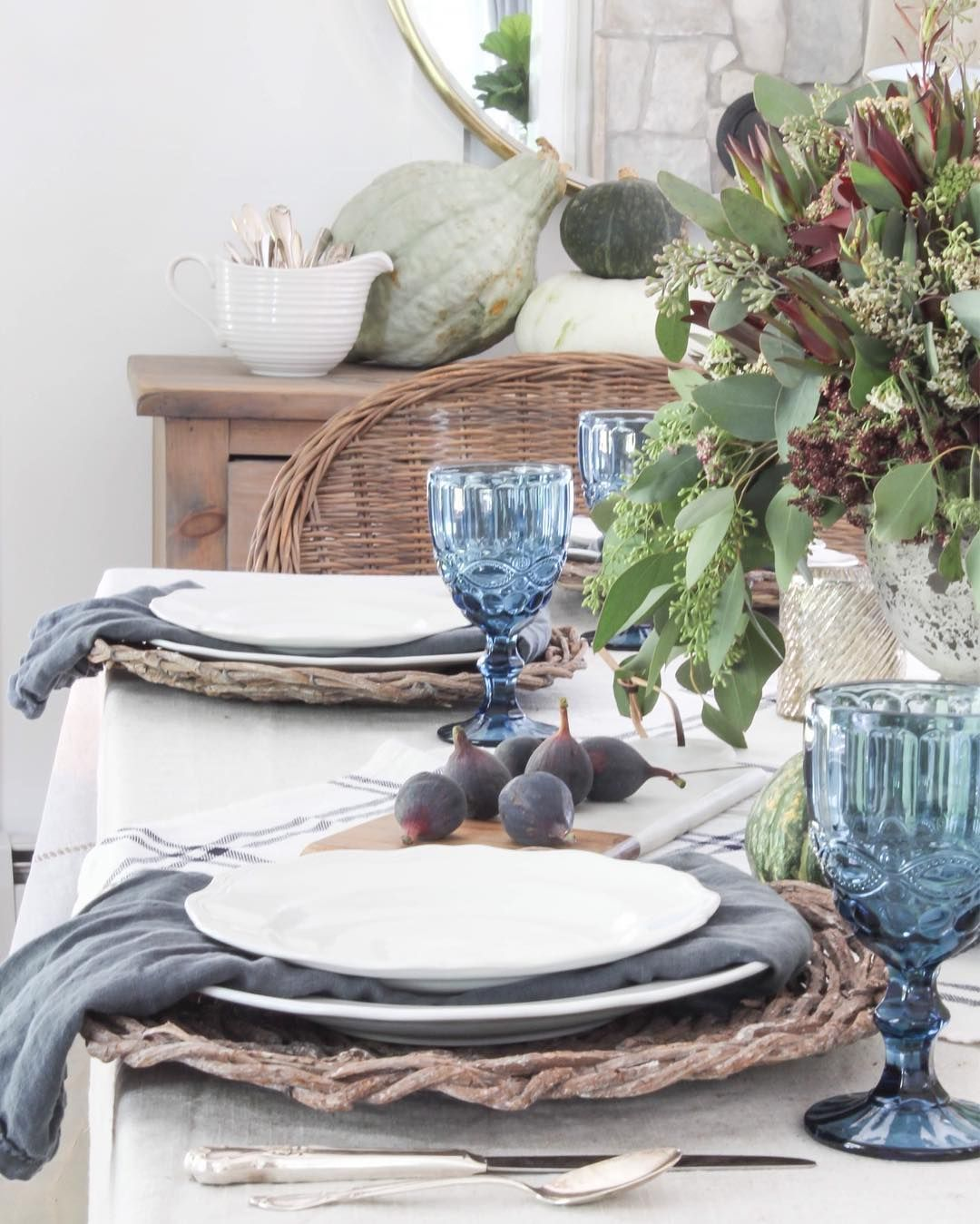 pin by marycasachic on fall tablescapes in 2018 pinterest rh pinterest com