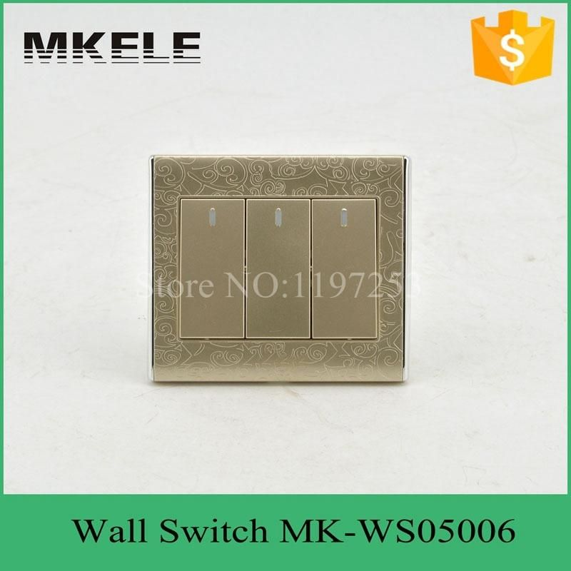 mk ws05006 wholesale 3 gang switch 2 way european standard light rh pinterest com