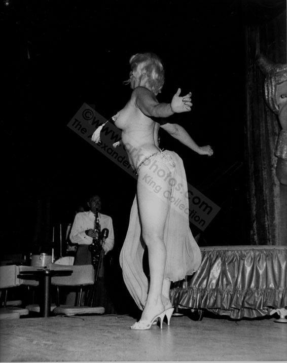 Regret, burlesque dancers nude are