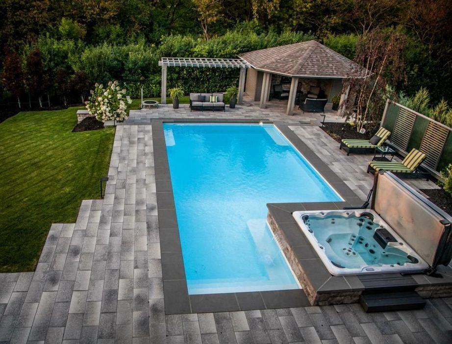 A pool is a great add-on to any backyard landscape design program. Before talking about where it should be fitted or how it should look like, you shou... #backyardlandscapedesign