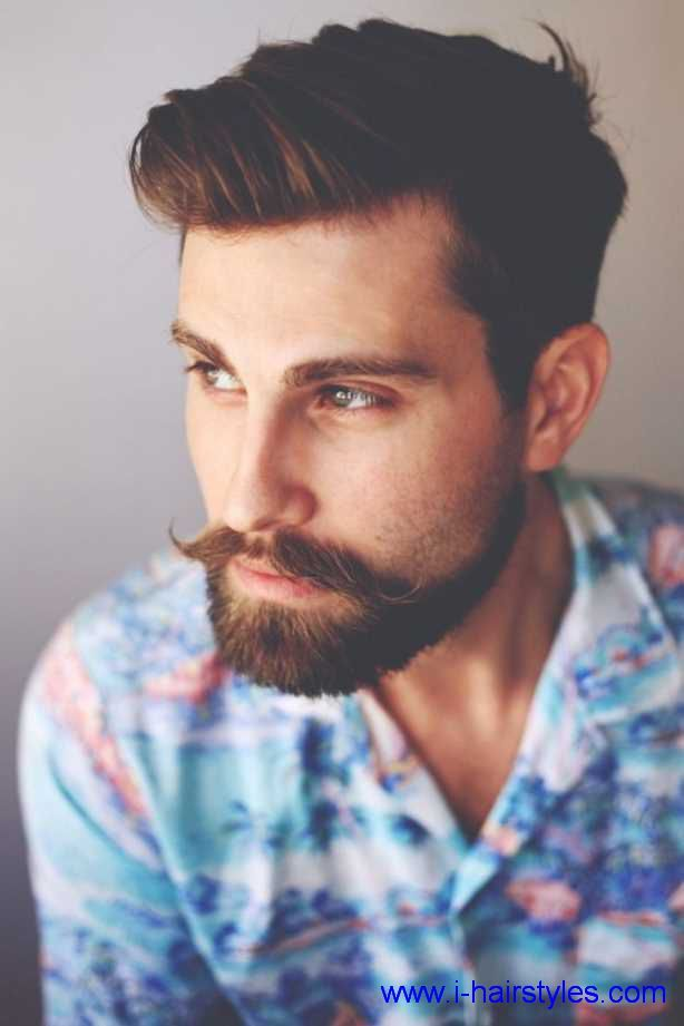 Men Hairstyles With Beard Trends 2014 2015 I Hairstyles Hairstyle 2014 Celebrity Braided Short Curly Weddin Beard No Mustache Hair And Beard Styles Beard