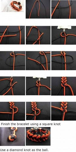 Shark Jawbone Paracord Bracelet Instructions Projects To Try