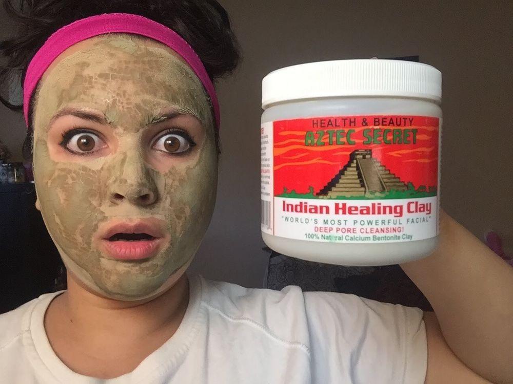 Amaizing Aztec Secret Indian Healing Clay Deep Cleansing Facial Healing Mask Deep Cleansing Facial Indian Healing Clay Aztec Secret Indian Healing Clay