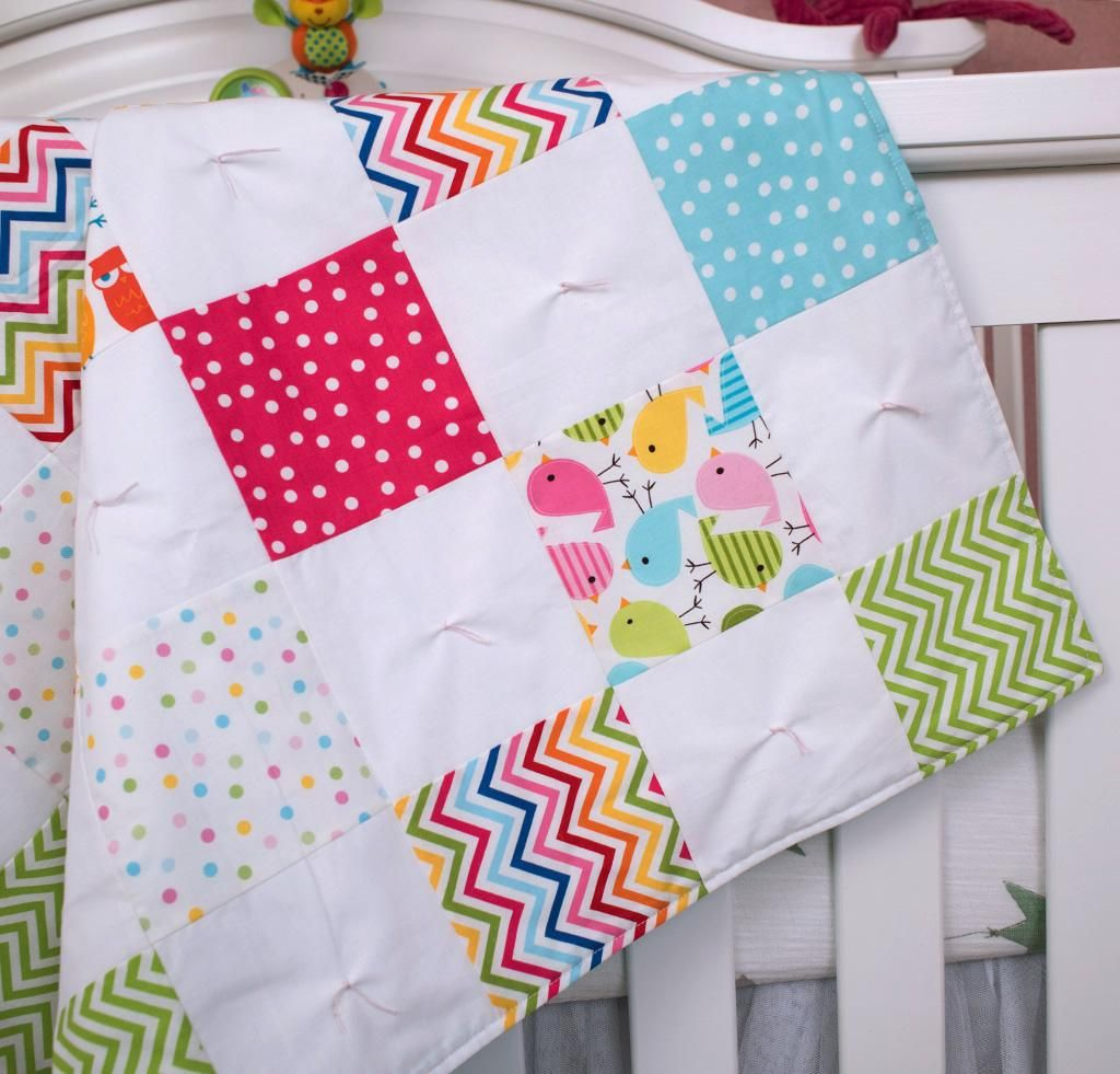 Charming Baby Quilt Kit | Quilt baby and Craft : kits for baby quilts - Adamdwight.com
