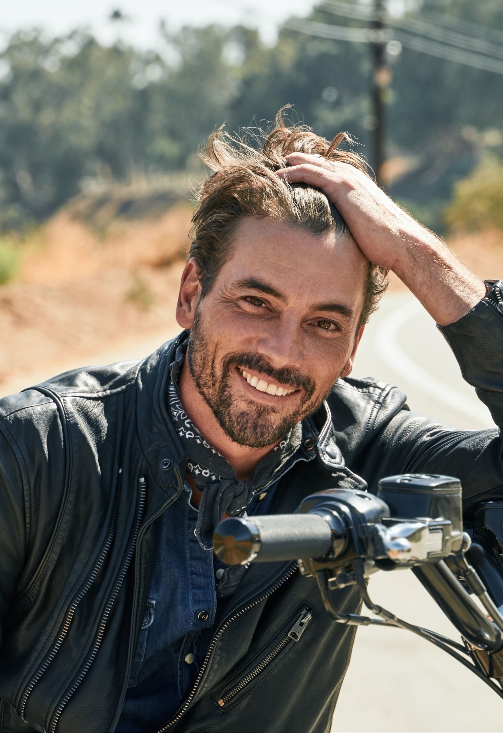 Skeet Ulrich Went From '90s Heartthrob to Struggling TV Actor. Now He's  Back. | Skeet ulrich riverdale, Skeet ulrich, Tv actors