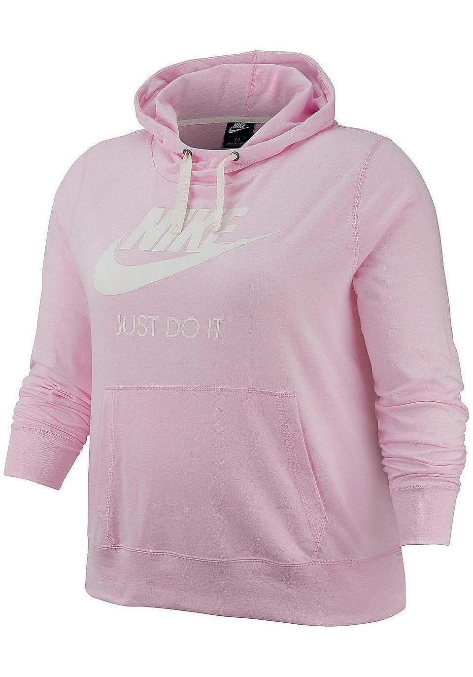 the latest a4aa7 c97b3 Nike Sportswear Kapuzensweatshirt »WOMEN NIKE SPORTSWEAR GYM ...