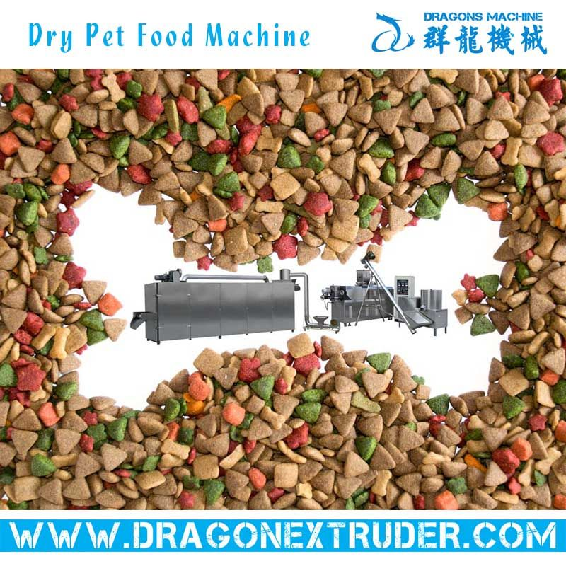 Pet Food Extruder Machine played a pioneering role in the innovation