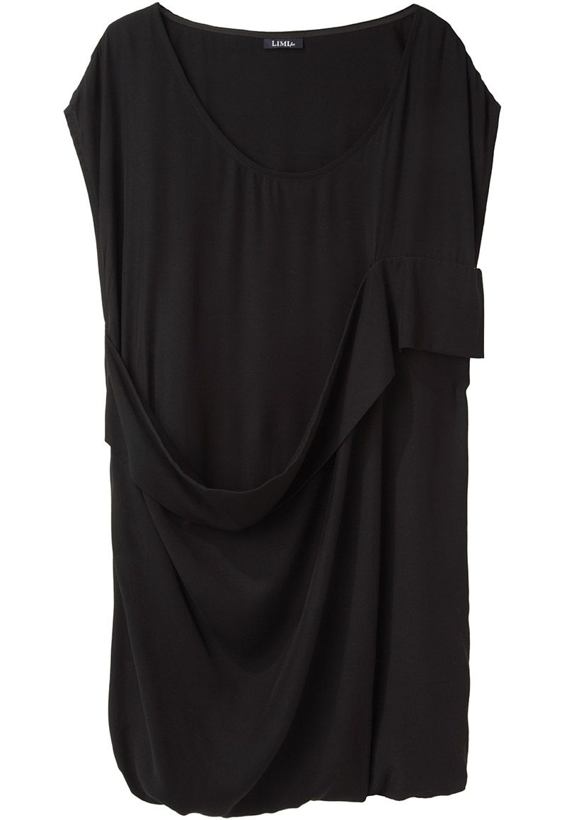 Limi Feu / Drape Front Dress