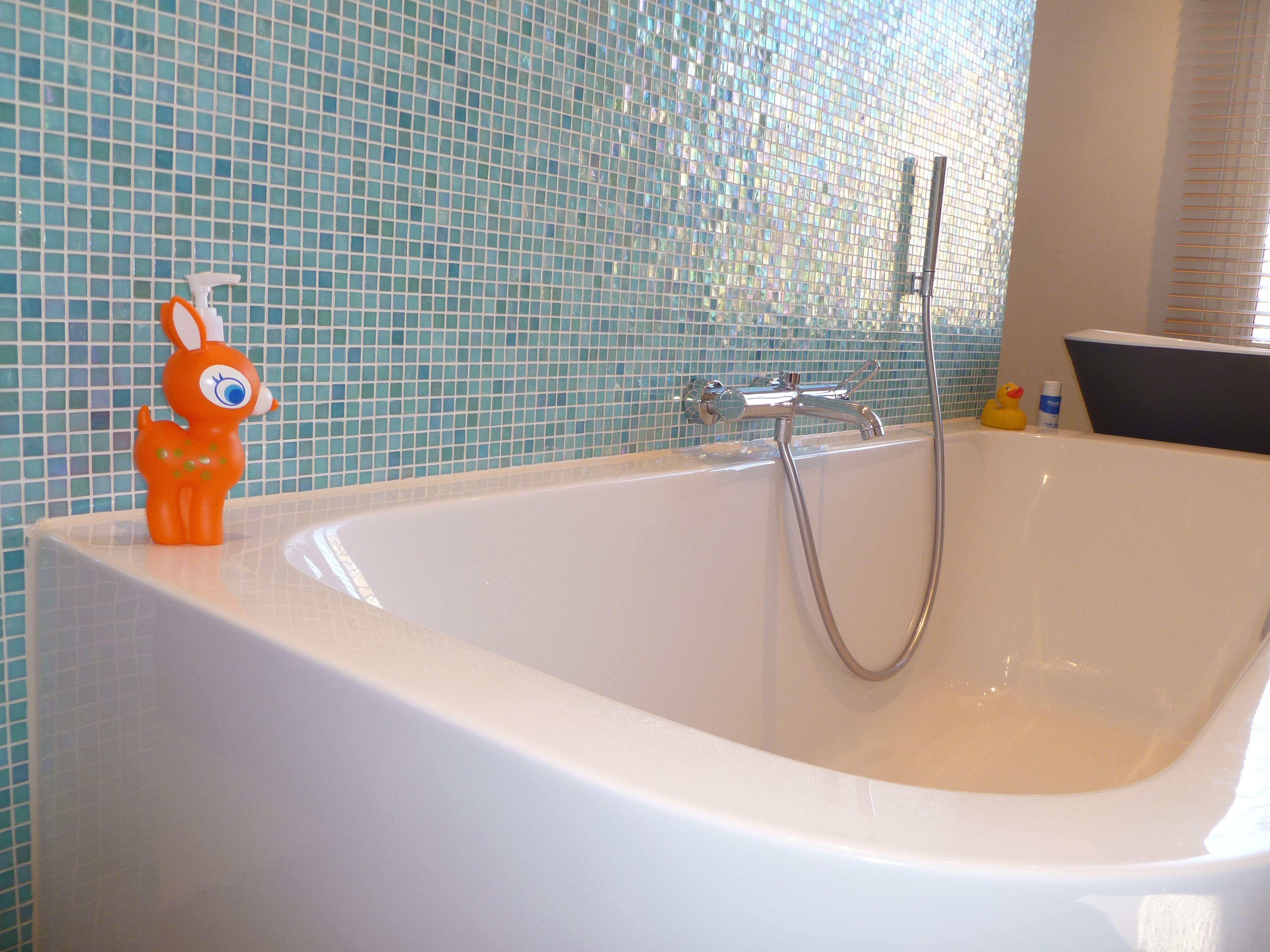 Badkamer Ideeen Mozaiek : Best kiezel mozaiek badkamer contemporary new home design