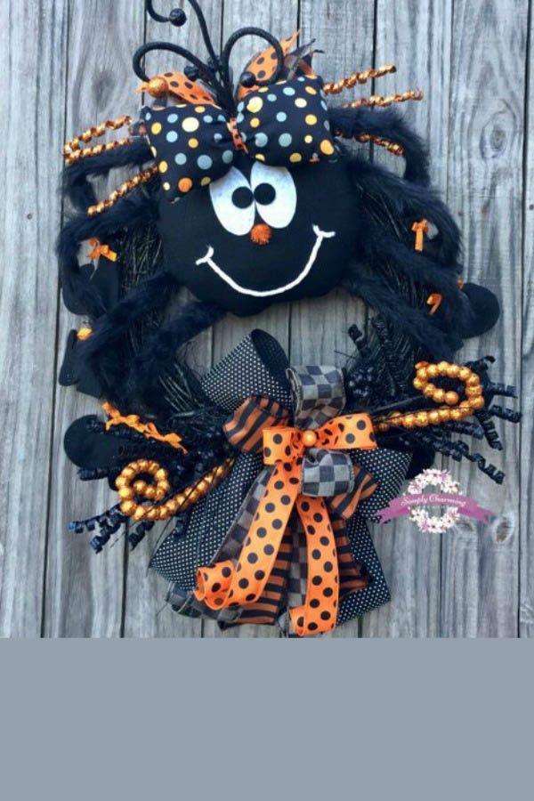 July 2018 Wreaths Creations by Custom Designers Halloween