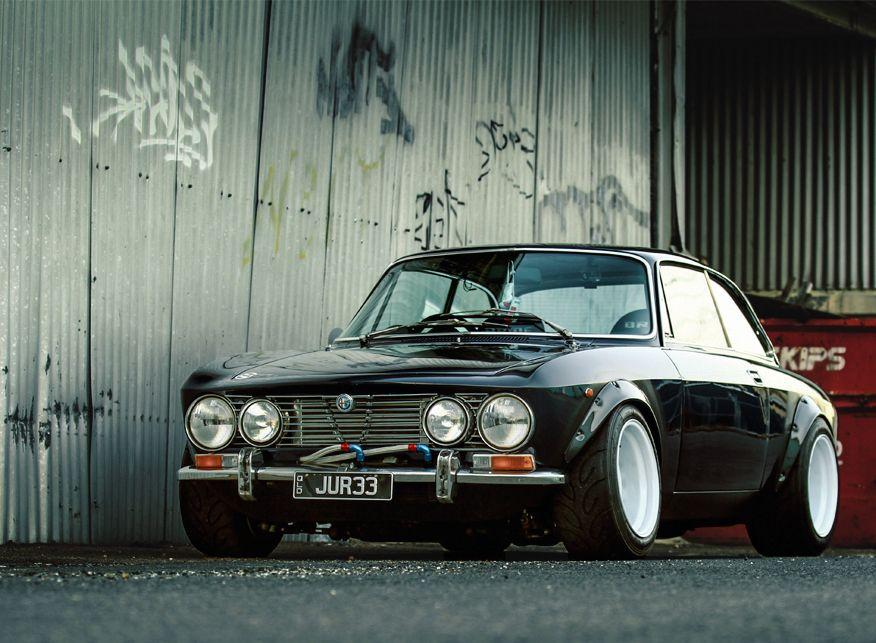 Outlaw Alfa Romeo GT //