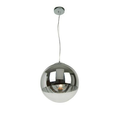 Bethel International Gl07 C 1 Light Gl Series Ball Shaped Large Pendant