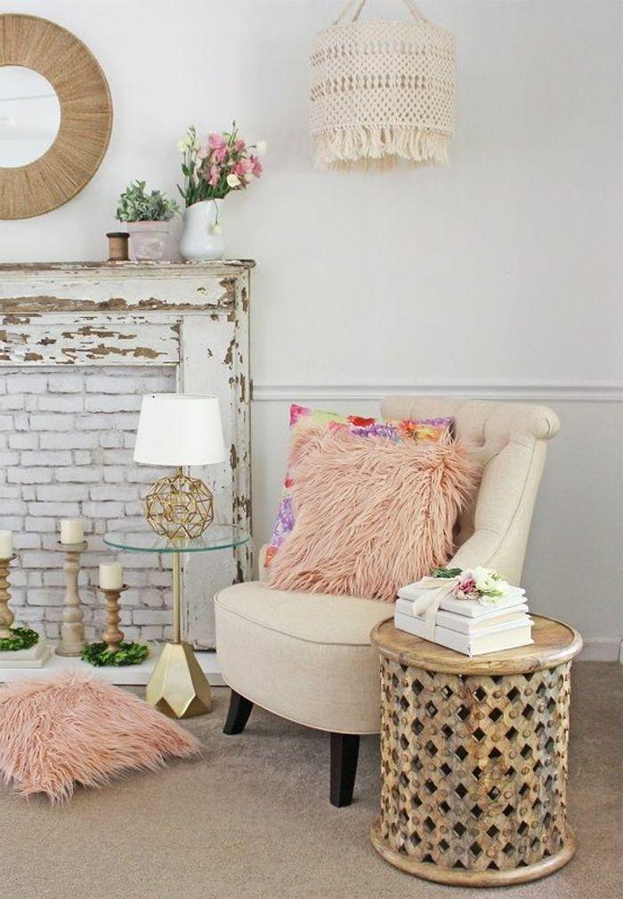 Charmant ▷ 1001 + Wohnzimmer Ideen Für Kleine Räume Zum Entlehnen | Pinterest |  Weißer Kamin, Kleines Wohnzimmer Einrichten Und Kleine Wohnzimmer