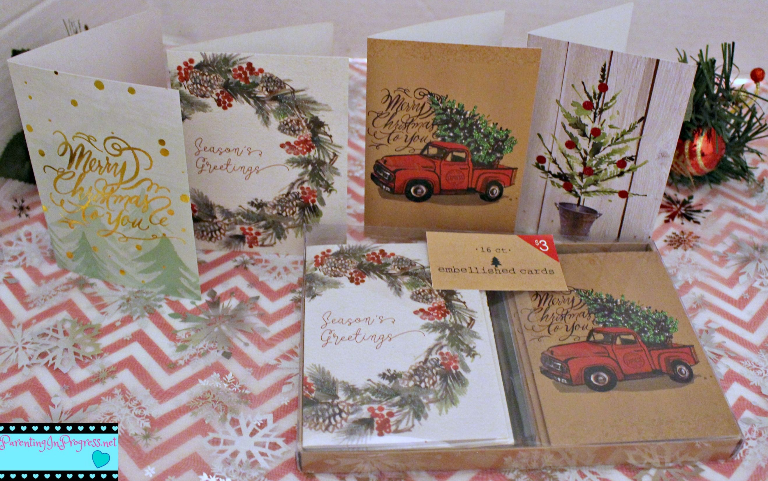 all things holiday gift giving wrapping page 3 of 6 parenting in progress vintage christmas cardsgift - Target Photo Christmas Cards