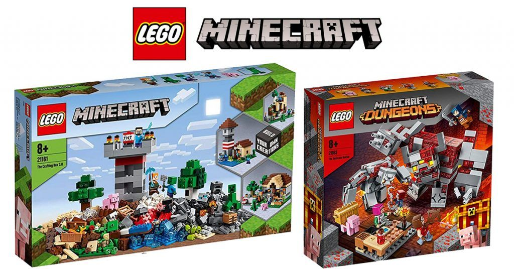 38++ Lego minecraft crafting box 30 amazon ideas in 2021