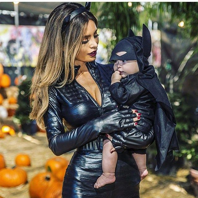 ?halloween costumes mother and son???????? & ?????? s?h?i?n?e??? | mama e hija | Pinterest | Moon ...