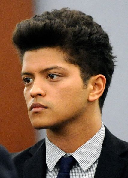 Bruno Mars Hair Google Search Selebritas