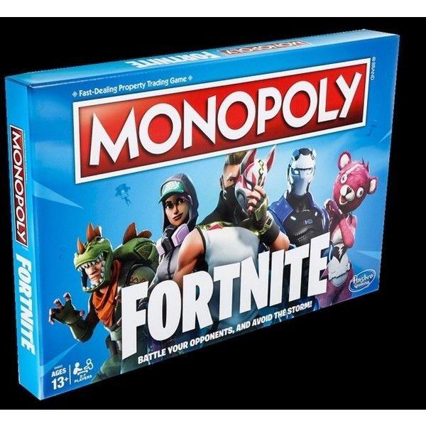 Brand New In Hand Fortnite Monopoly Board Game Fortnite