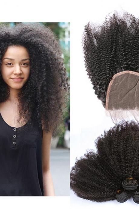 Brazilian Virgin Human Hair Extensions 10 Inch 2 Bundle Natrual Wave