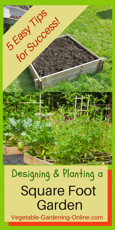 Use Our Free Online Vegetable Garden Planner To Design
