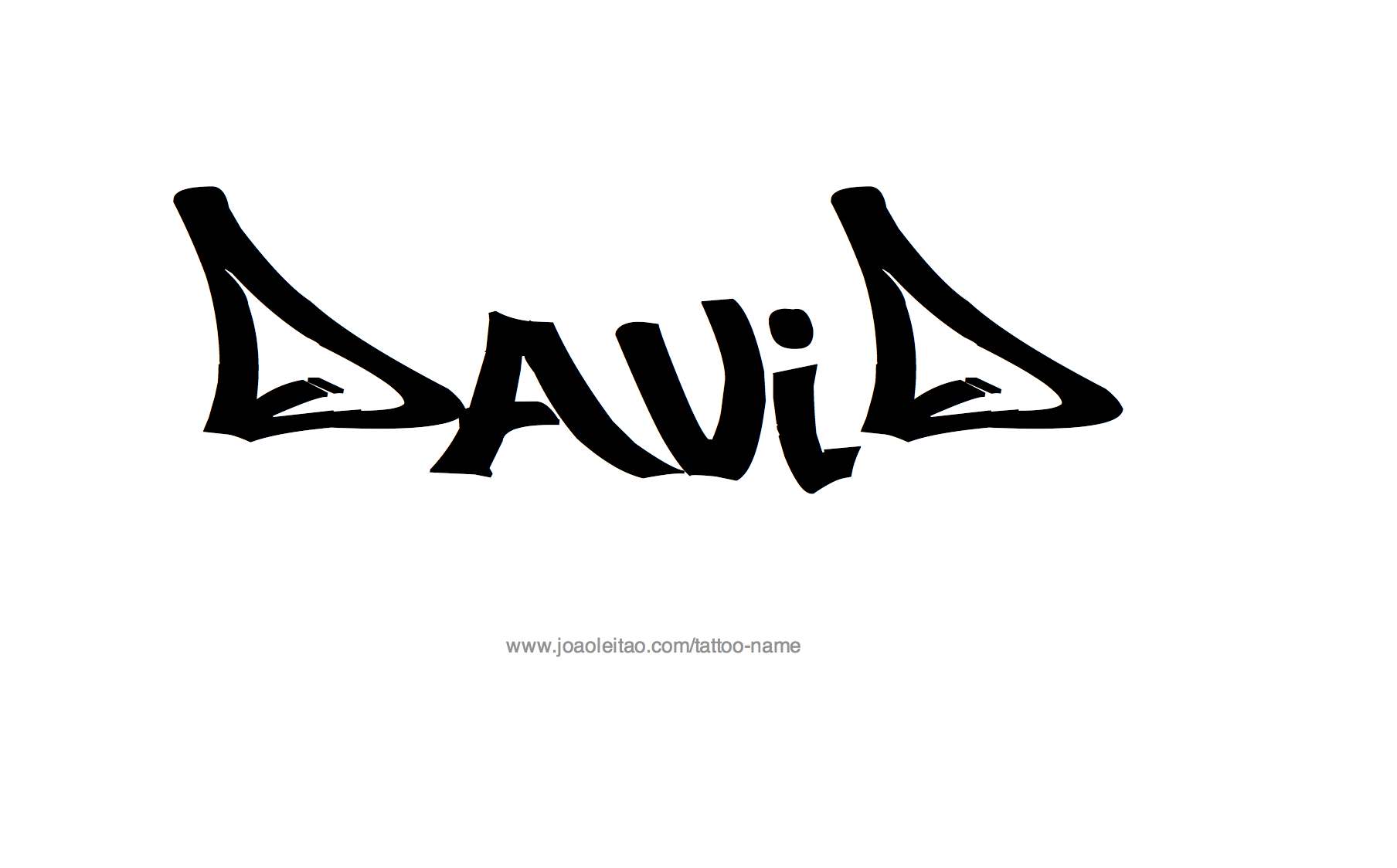 a709297f9ff38 David Name Tattoo Designs | David | Tattoo designs、Name tattoo ...