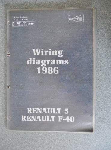 Renault 5  U0026 F