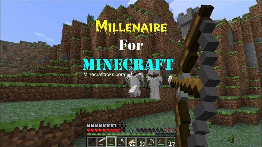 mods like millenaire