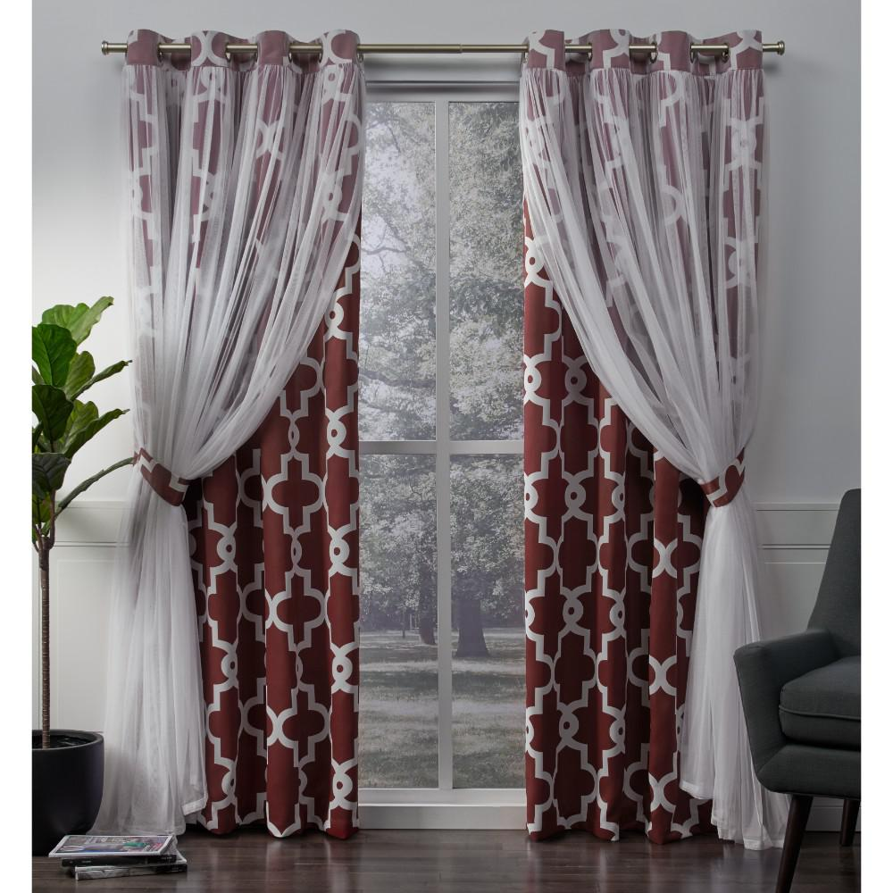 Pin On Pixels #wine #curtains #for #living #room