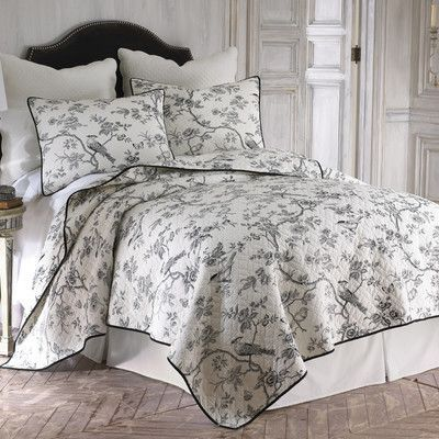 Levtex Home Toile Quilt Set Size: King | Products | Pinterest ... : quilt king products - Adamdwight.com