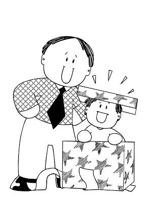 Dia Dos Pais Desenhos Para Colorir Com Imagens Dia Do Pai