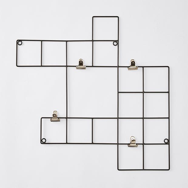 Metal Wire Frame With Clips | Target Australia | New house items ...