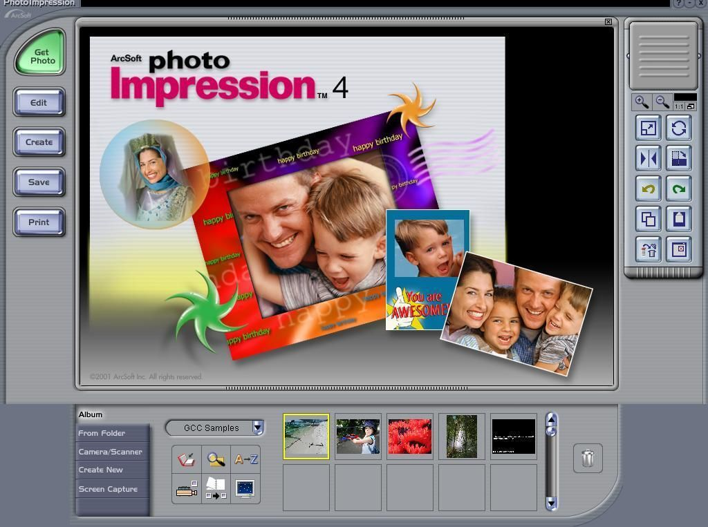 arcsoft photoimpression gratis