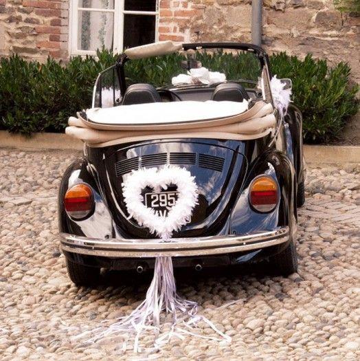 hochzeitsauto schm cken gro e bildergalerie pinterest wedding cars. Black Bedroom Furniture Sets. Home Design Ideas