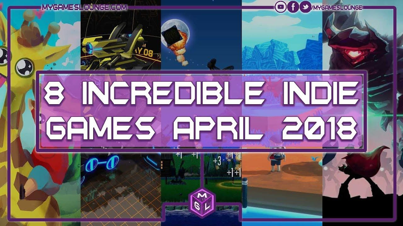 See our picks of the 10 best indie games April 2018 has t