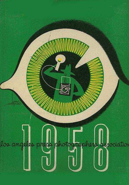 Los Angeles Press Photographers Association 1958
