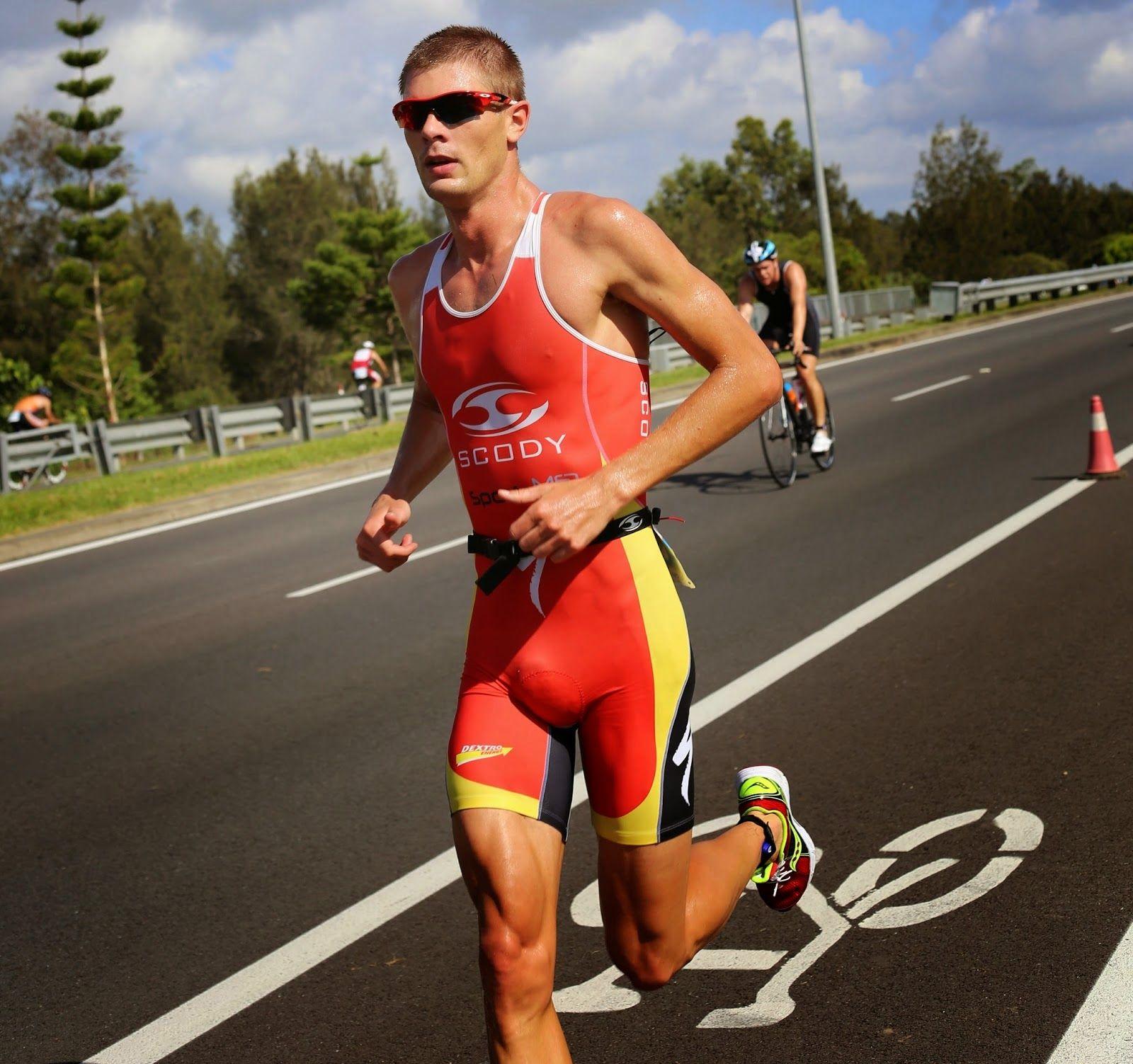 Luke henry steps up to triathlons