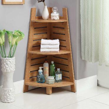 5 Great Ideas For Bathroom Shelves Overstock Com Bathroom Storage Shelves New Bathroom