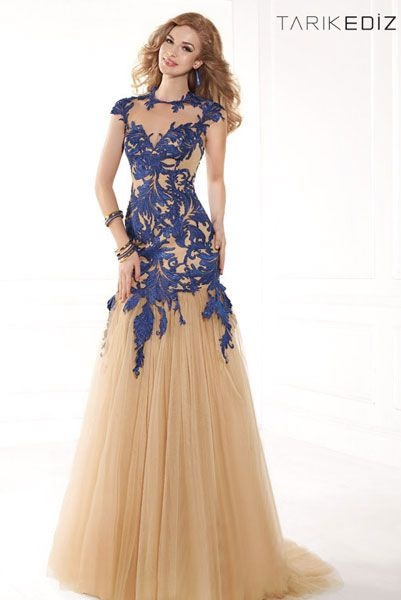 Эксклюзивные вечерние платье