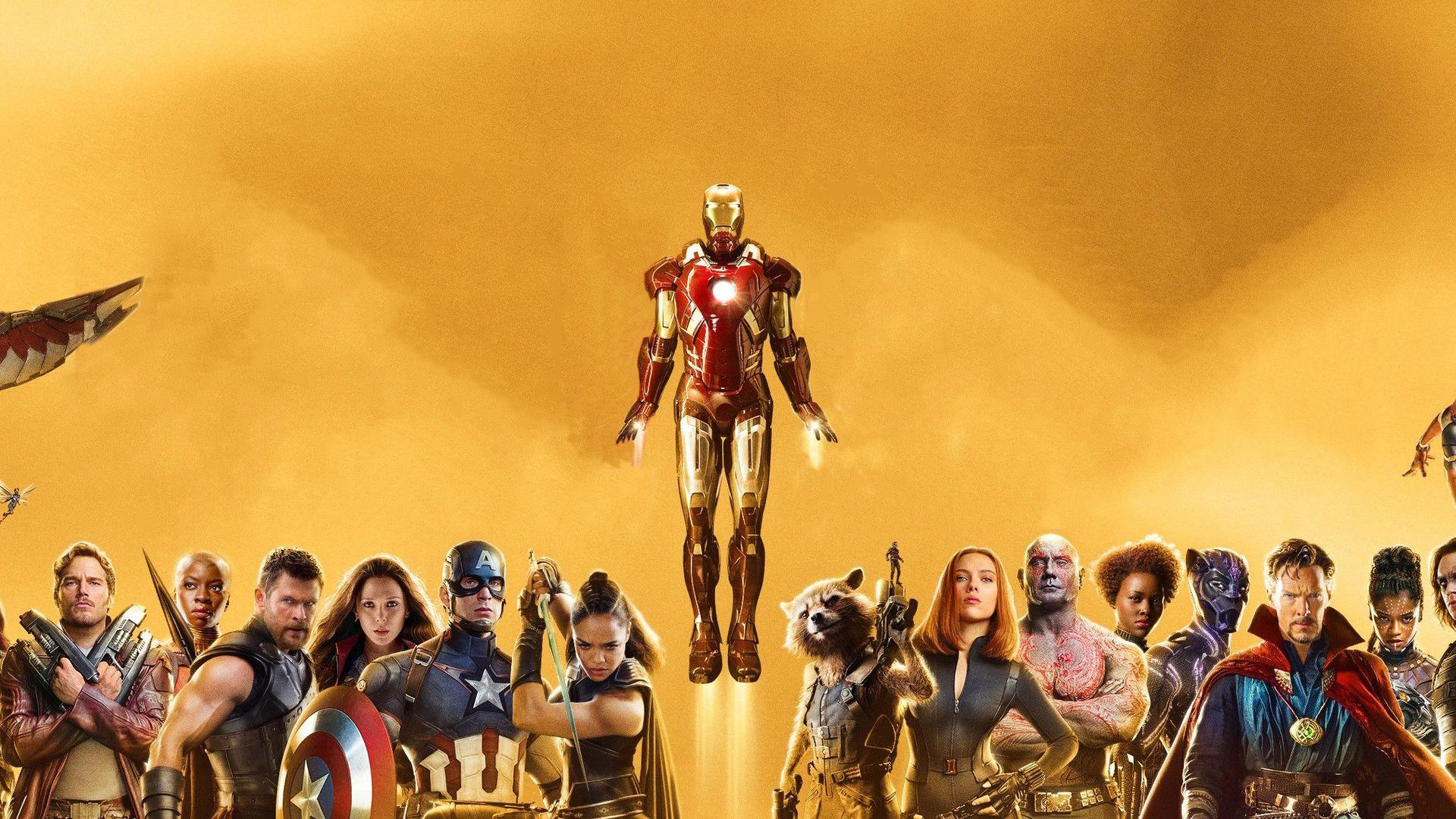 Marvel Studios The First 50 Years Posters 1920x1080 Marvel 10