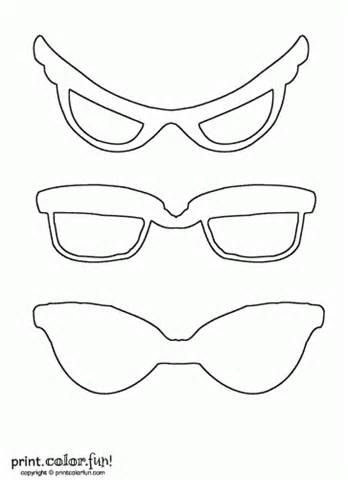 Sunglasses Coloring Sheet Coloring Pages Coloring Pages Free Applique Patterns Bee Coloring Pages