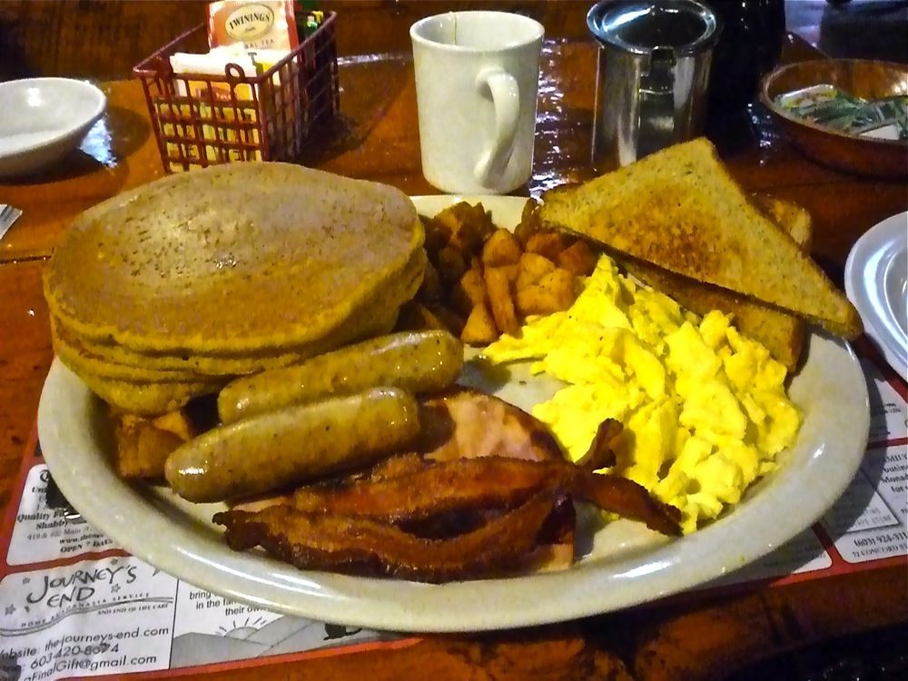 Great Breakfast Destinations In New England Breakfast Specials Food The Pancake House