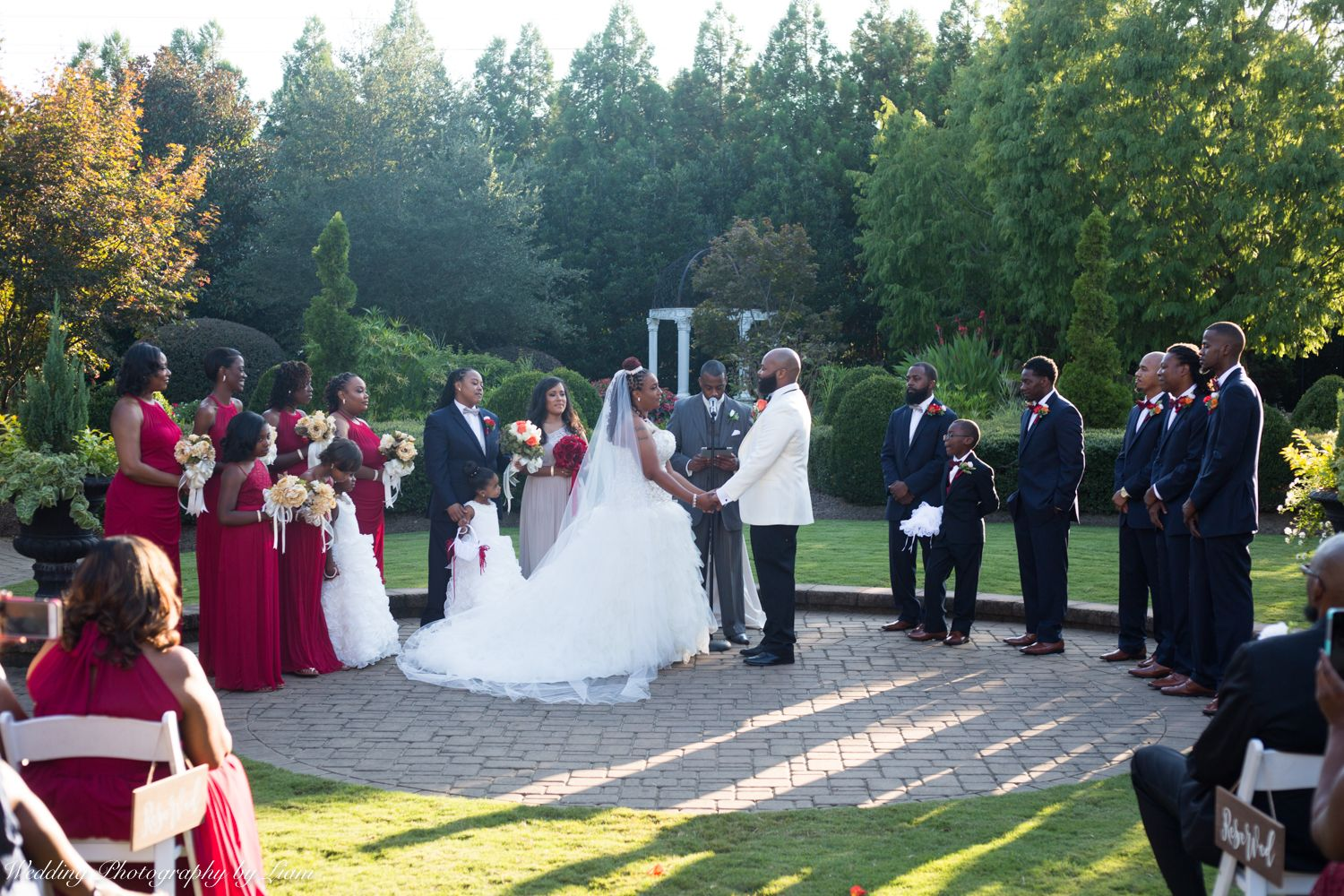 A Beautiful Destination Wedding With Kenya Williams Allen In North Carolina For All Type Of