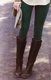 Riding boot style