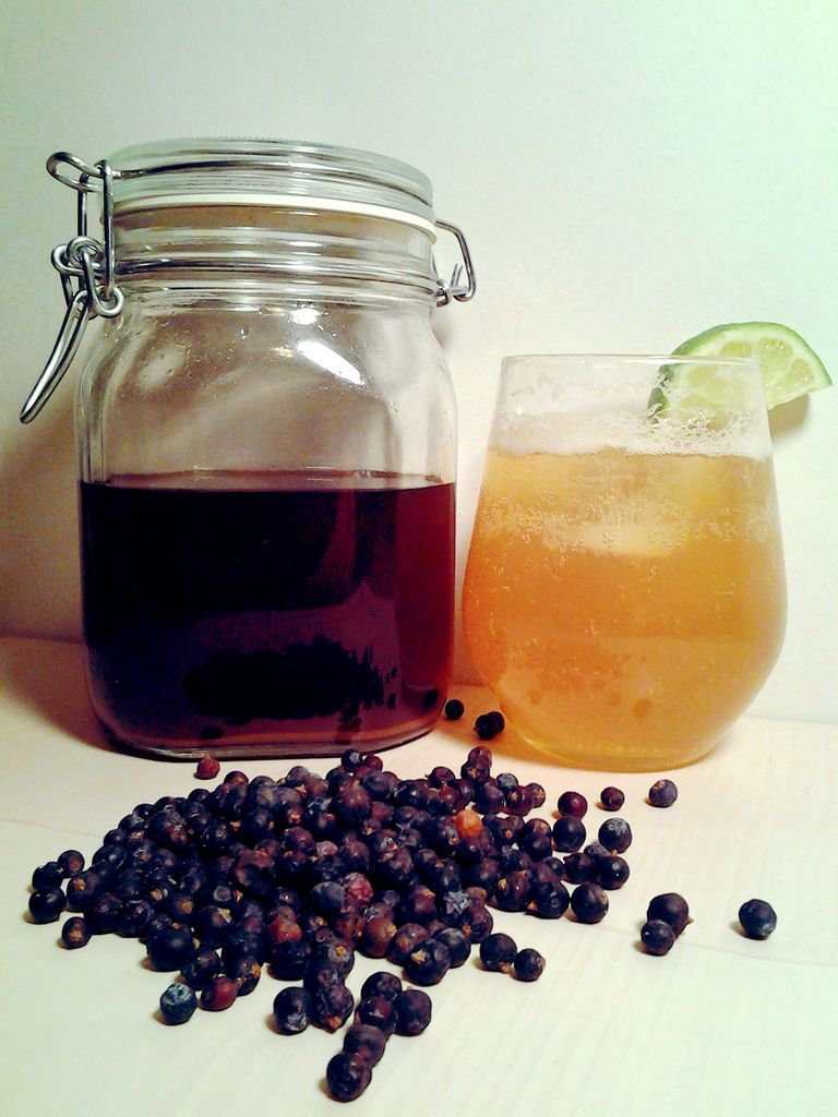 DIY Compound Gin Gin recipes, Gin, Food drink