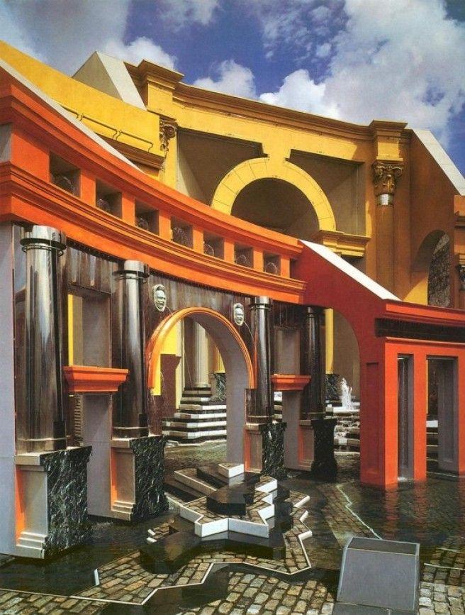 Postmodern Architecture Postmodern Architecture Design