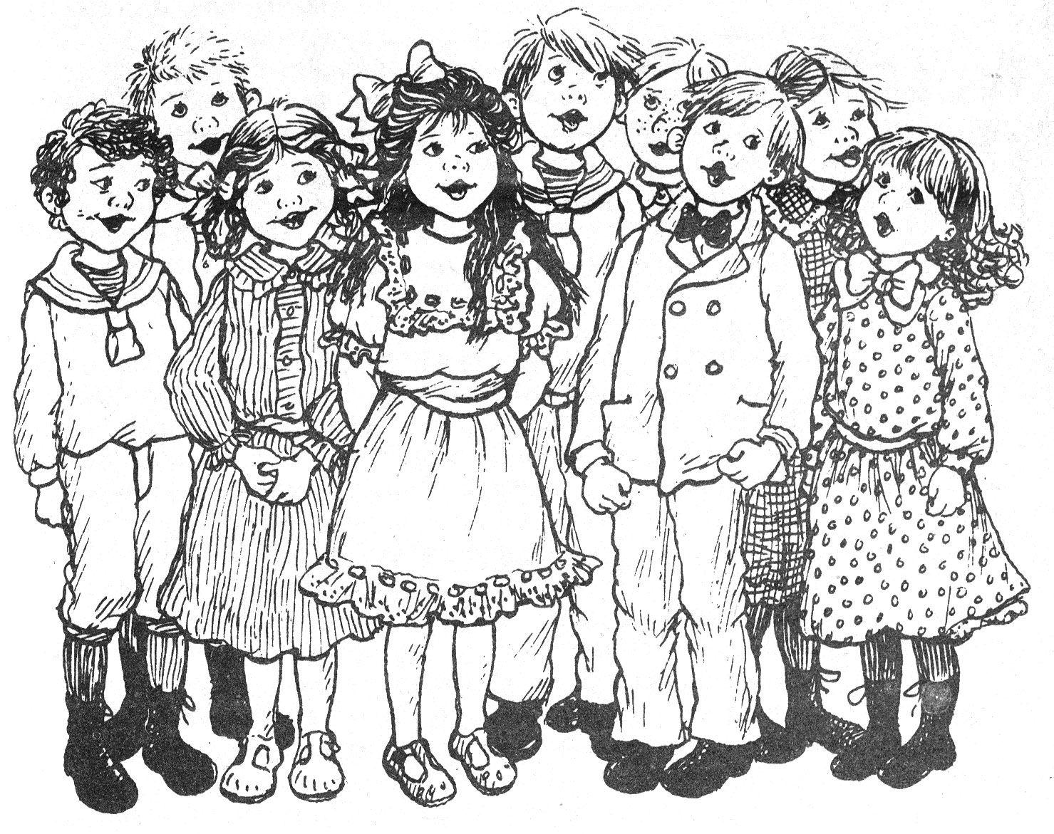 Ilon Wikland : Madieke  Ausmalbilder, Kinder von bullerbü, Ausmalen