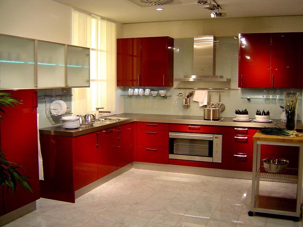 Red kitchen decor ideas pinterest red kitchen and kitchens