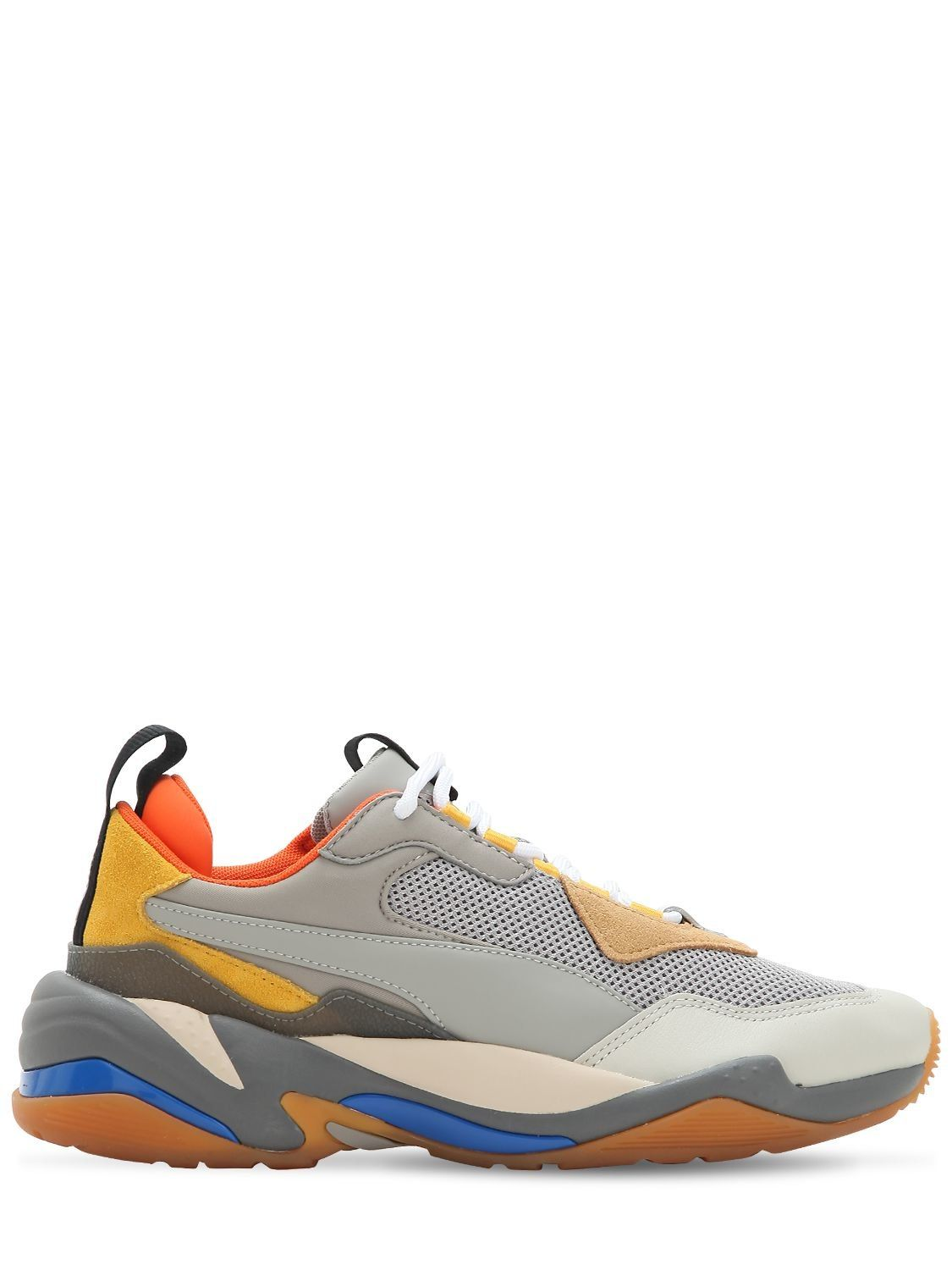 Puma Thunder Spectra Leather   Mesh Sneakers 1bda55905