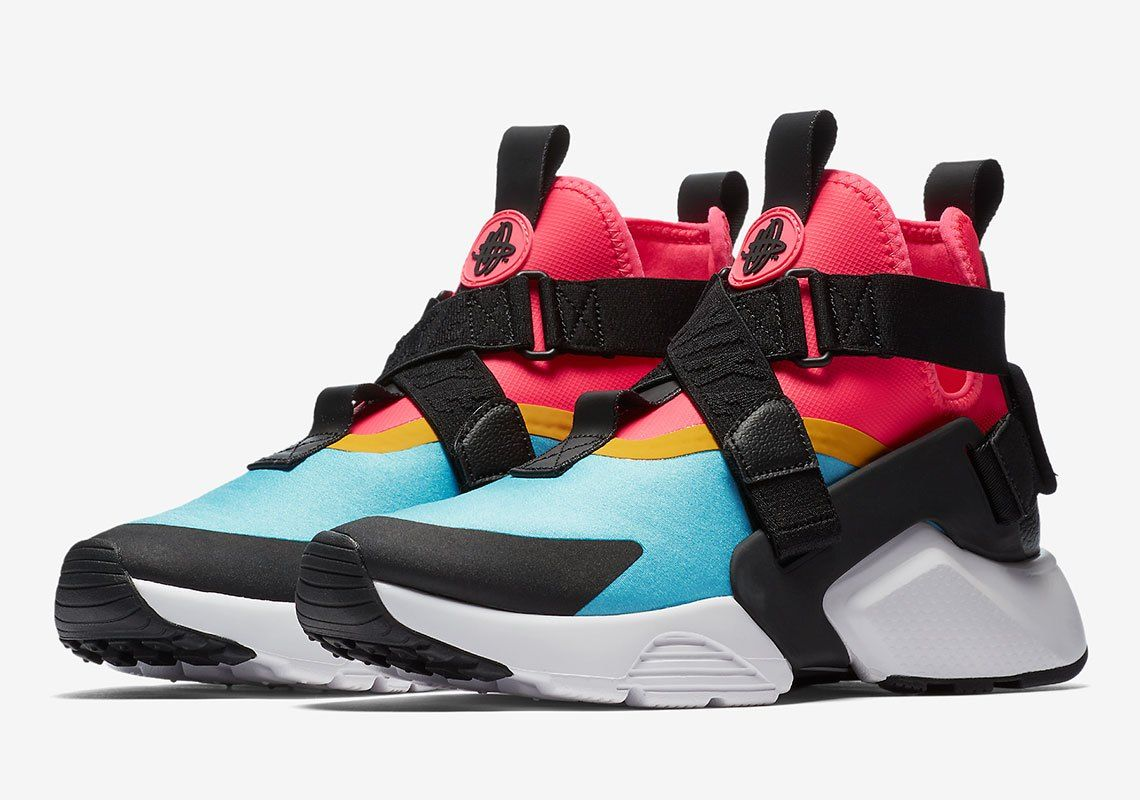Nike Air Huarache City WMNS January 2018 Release