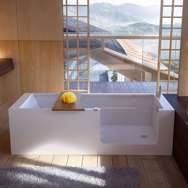 20 Vasche da Bagno Piccole e dal Design Moderno | MondoDesign.it ...